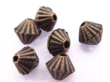 Copper Bicone Bead 3mm (CP61)