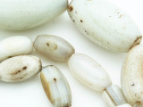 Old Agate Beads 20-45mm - Mali (AT7041)