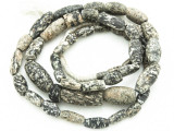 Old Granite Beads 7-24mm - Mali (AT7055)