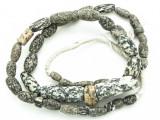 Old Granite Beads 9-35mm - Mali (AT7056)