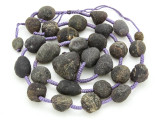 Rare Gobi Desert Stone Gemstone Beads 10-18mm (GS3898)