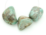 Large Turquoise Focal Beads 17-38mm (TUR1280)