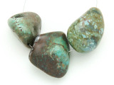 Large Turquoise Focal Beads 19-38mm (TUR1286)