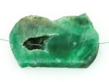 Green Druzy Agate Pendant 46mm (GSP1478)