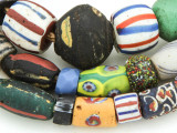 Old Assorted African Trade Beads (RF796)