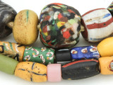 Old Assorted African Trade Beads (RF810)
