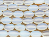 Opalite Oval Tabular Gemstone Beads 14mm (GS4081)