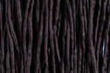 "Dark Eggplant Hand Stitched Silk Cord 42"" (SK56)"