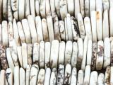 Natural Howlite Chip Gemstone Beads 12-26mm (GS4208)