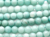 Amazonite Round Gemstone Beads 8mm (GS4228)