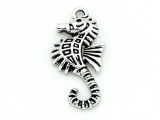 Seahorse - Pewter Pendant 30mm (PW908)