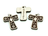 St. Francis Dove Cross - 43mm (SF11)