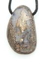 Boulder Opal Pendant 43mm (BOP270)