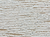 Clear Silver Line Glass Seed Beads - 10/0 (SB185)