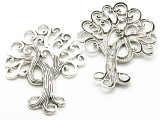 Tree of Life - Pewter Pendant 73mm (PW925)