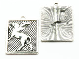 Griffin - Pewter Pendant 40mm (PW947)
