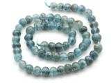 Kyanite Irregular Round Gemstone Beads 7-8mm (GS4504)