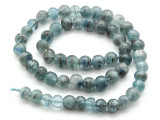 Kyanite Irregular Round Gemstone Beads 7-8mm (GS4506)