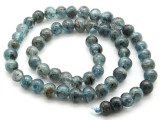 Kyanite Irregular Round Gemstone Beads 7-8mm (GS4508)