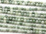 Jade Round Gemstone Beads 6mm (GS4518)