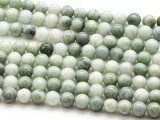 Jade Round Gemstone Beads 8mm (GS4519)