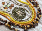 Autumn Leaves - Bead Collection (C1028)
