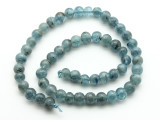 Kyanite Round Gemstone Beads 6-8mm (GS4590)