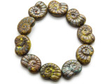 Czech Glass Beads 17mm (CZ1342)