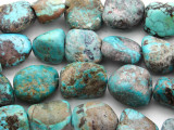 Turquoise Large Nugget Beads 12-20mm (TUR1333)
