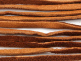 "Light Brown Deerhide Leather Lace 3mm - 36"" (LR115)"