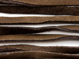 "Chocolate Brown Deerhide Leather Lace 5mm - 72"" (LR126)"