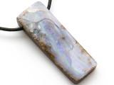 Boulder Opal Pendant 53mm (BOP311)