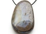 Boulder Opal Pendant 42mm (BOP326)
