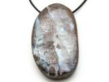 Boulder Opal Pendant 39mm (BOP329)