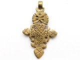 Coptic Cross Pendant - 66mm (CCP635)