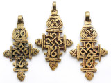 Coptic Cross Pendant - 67mm (CCP666)
