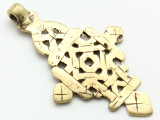 Coptic Cross Pendant - 72mm (CCP668)