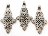 Coptic Cross Pendant - 66mm (CCP676)