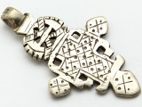 Coptic Cross Pendant - 65mm (CCP678)