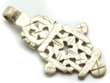 Coptic Cross Pendant - 55mm (CCP692)
