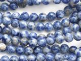 Sodalite Round Gemstone Beads 6mm (GS4712)