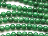 Green Jade Round Gemstone Beads 8mm (GS4744)