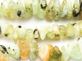 Prehnite Nugget Gemstone Beads 13-28mm (GS4746)