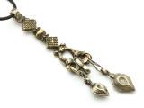 Afghan Tribal Pendant - Amulet 95mm (AF801)