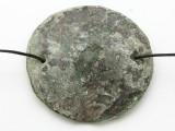 Afghan Ancient Roman Glass Pendant 47mm (AF859)
