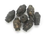 Bronze Buddha Amulet 21mm (AP2045)