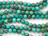 Turquoise Round Beads 7mm (TUR1353)