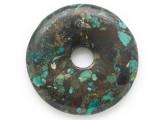 Turquoise Donut Pendant 51mm (TUR1382)