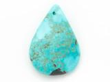 Turquoise Pendant 31mm (TUR1419)