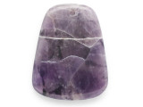 Amethyst Gemstone Pendant 45mm (GSP2469)
